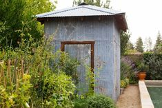 Facade Fix: 9 Ways to Add Curb Appeal with Corrugated Metal Siding - Gardenista *|DATE:m/d/y|*