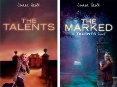 """Delcroix Academy Series by Inara Scott The partial 3rd book """"The Chosen"""" can be found on Wattpad. I hope she decides to finish it! I love this story!"""