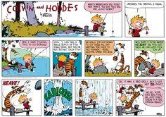 Calvin and Hobbes  (June/25/2017)