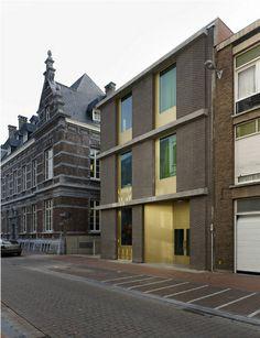 Sergison Bates Architects | Public Library Blankenberge, Belgium