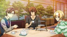 Room Mate Episode #05 Anime Review