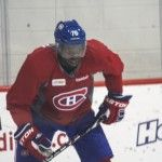 Subban starting to feel the pain of the endurance course