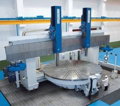 9 AXIS GANTRY TYPE MILLING MACHINE | Pietro Carnaghi Company is world leader in ...