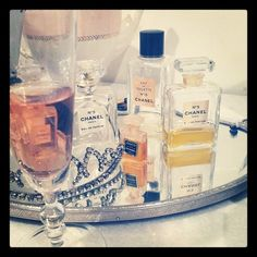 Lauren Conrad's Chanel collection... *sigh*