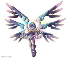 Copy X Armed Phenomenon (UMX version) by *ultimatemaverickx on deviantART