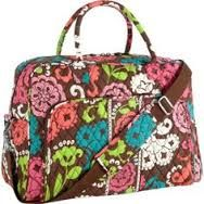 789d565afa vera bradley.diaper bag lola - Google Search Vera Bradley Weekender Bag