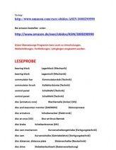 Technical English for Engineers: German Dictionary Mechatronics