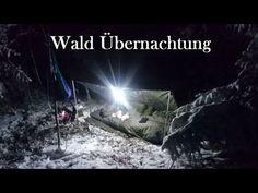 Schnee Trekking #1 - Das Nachtlager