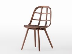 Kataloge zum Download und Preisliste für Nadia | stuhl aus walnuss By meetee, stuhl aus walnuss Design Jin Kuramoto, Kollektion nadia