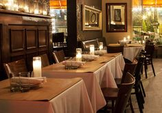 Vincent Chicago - for dinner — 1475 West Balmoral Avenue (Edgewater?)