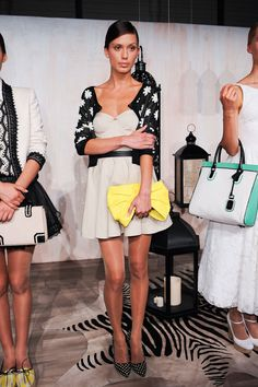 Alice + Olivia by Stacey Bendet SS 2014