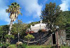 Ferienhaus: Villa Erasmo -  Außenaufnahme des weitläufigen Grundstücks. - www.cilento-ferien.de