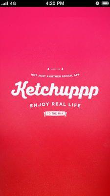 typography onKetchuppp