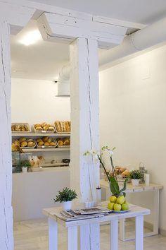 Consejos y direcciones para comenzar una vida eco: Harina [Temple of Organic Bread] in Madrid