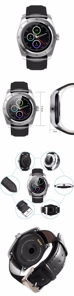 Pedometers 44077: Smart Watch Pedometer Heart Rate Monitor Call Sms Reminder Sleep Fitness Tracker -> BUY IT NOW ONLY: $89.99 on eBay!