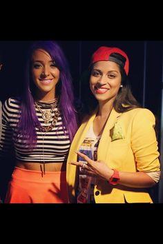 iisuperwomanii aka lilly singh with Jenna marbles !!!
