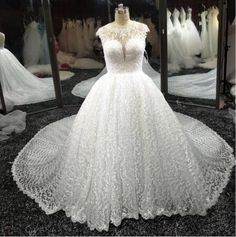 Our Wedding Dresses are all custom-made,so you order them in any size and color,and you can get your dress within 20-25 days after your payment.You can make the dress in standard size or custom size.I..