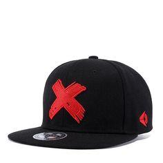 67ed8117 new Snapback Caps Hip Hop Male Bone Baseball Cap Adult Snapback Men Women  Hat Female Band Rock Baseball Flat Hats Fitted cap