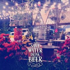 Yes! You heard that right! Junkyard just opened up their beer garden in Beirut for the summer. It's definitely the place to be!