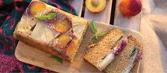 Sarah Graham's Sticky Pineapple and Nectarine Cashew Nut Cake – Food Lovers Market Graham Recipe, Sarah Graham, Easy Summer Desserts, Fruit Slice, Cake Ingredients, Healthy Baking, Tray Bakes, Pineapple, Lovers