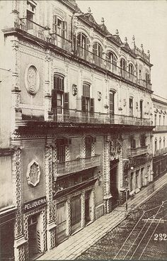 Mexico City. Hotel Iturbide | Collection: A. D. White Archit… | Flickr