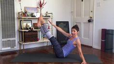 Pilates Ab Express Workout