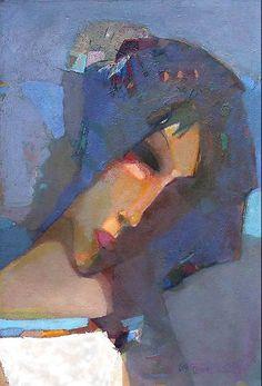 ♀ Painted Art Portraits ♀ Vladimir Karnachev #FredericClad