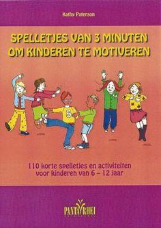 Spelletjes van drie minuten om kinderen te motiveren
