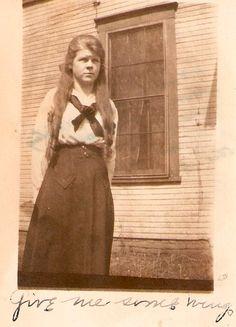 1915 teenager fashion - Google Search