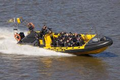 Thames Rib Experience super fast speedboats for extreme sightseeing!