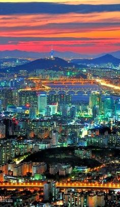 Seoul, Korea- next trip maybe
