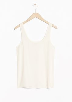 & Other Stories | Silk Tank Top