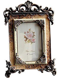 Giftgarden Picture Frame - European Classic Royal Palace Photo Frames - Garden Retro Vintage Frames 8x10 Inch Gift Garden http://www.amazon.com/dp/B0183EVZWG/ref=cm_sw_r_pi_dp_aQPWwb01FT778