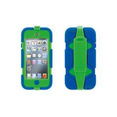 Griffin Survivor 5th Gen iPod Touch Hard Plastic Case (GB35705) - Blue I love this case! * I have it.