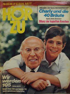Hörzu 1970, #Heintje
