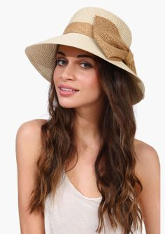 I want this hat, how else am I going to keep the sun off me ;)