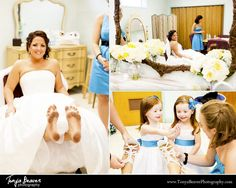 Girls Getting Ready, Wedding at Riverside Baptist Church in Jacksonville, FL  http://blog.tonyabeaverphotography.com/?p=5392