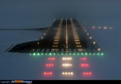 Moscow Domodedovo (DME) Airport Runway 32R