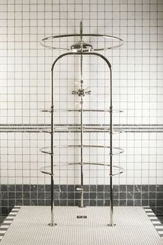 19th century French style shower