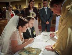 Ślub Adriana i Gosi.   Uprzedzam, byłem tylko towarzysko, jako gość, ja bez aparatu nie potrafię... http://ciechanowski.org    http://weddingfoto.pl