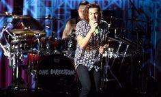 Harry singing