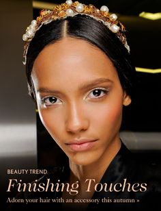 Hair accessories trend