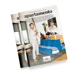 We have just discovered on the cover of Apartamento magazine Raymond Pettibon artist's house, shot by Terry Richardson, that includes STUA Sapporo storage system.