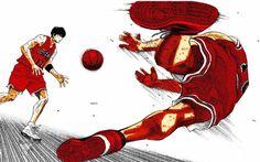 Slam Dunk Wallpaper Wallpapers) – Wallpapers and Backgrounds Comic Manga, Anime Manga, Kuroko, Slam Dunk Manga, Inoue Takehiko, Wallpaper Pictures, Slammed, Dragon Ball Z, Animation