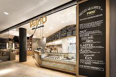 pano brot & kaffee in stuttgart designed by dittel | architekten
