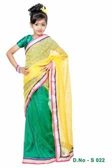 76568cb71a2 Kids Sarees Online Shopping With Mirraw