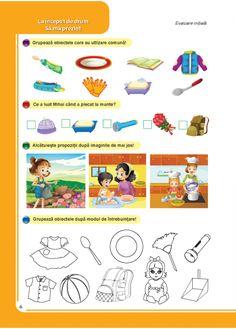 Comunicare in limba romana - Clasa Pregatitoare Autism, Transportation, Map, Education, School, Children, Young Children, Boys, Location Map