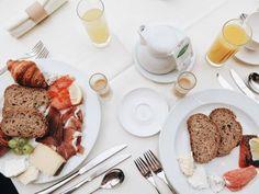 Breakfast at Le Mirador Resort and Spa
