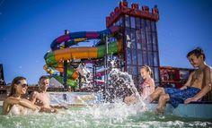 Celodenný vstup do obľúbeného aquaparku Tatralandia alebo za doplatok 2 € do vodného parku Bešeňová