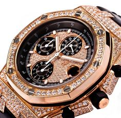 Mens watches diamonds